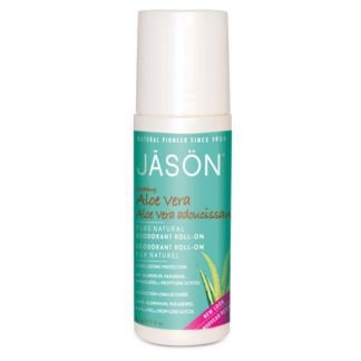 Desodorante Roll-on de Aloe Vera Jásön - 89 ml.