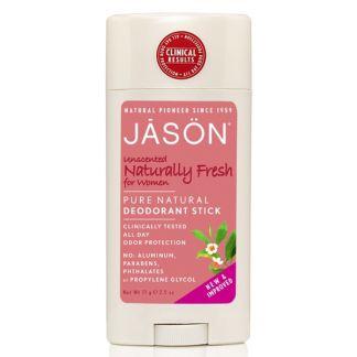 Desodorante Stick Naturally Fresh Mujer Jásön - 71 gramos