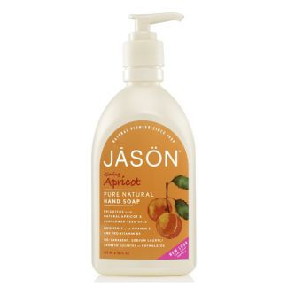 Gel de Manos de Albaricoque Jásön - 473 ml.