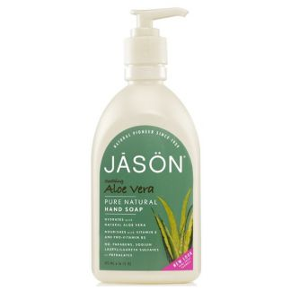 Gel de Manos de Aloe Vera Jásön - 473 ml.