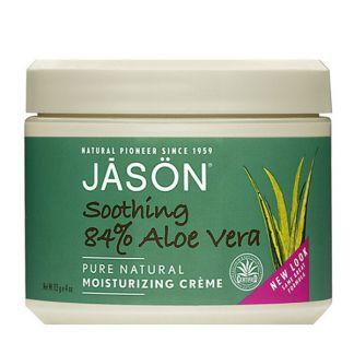 Crema de Aloe Vera 84% Jásön - 113 gramos