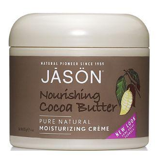 Crema de Manteca de Cacao Jásön - 113 gramos