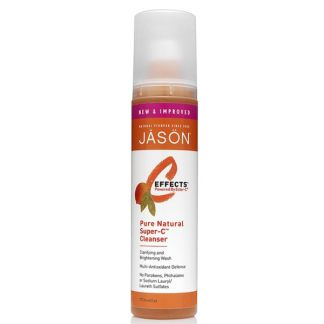 Limpiador Facial Super C Jásön - 177 ml.