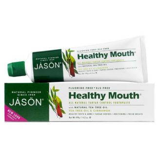 Dentífrico Healthy Mouth Jásön - 119 gramos