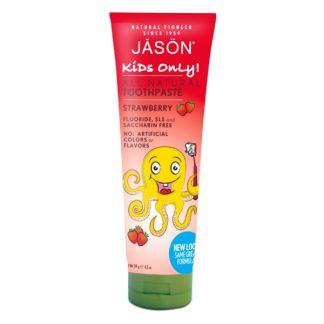 Dentífrico Fresa Kids Only Jásön - 119 gramos