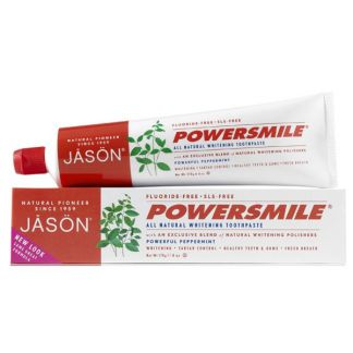 Dentífrico Power Smile Jásön - 170 gramos