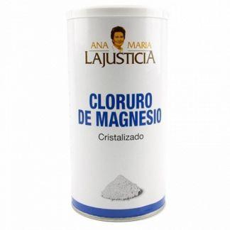 Cloruro de Magnesio Cristalizado Ana Mª. Lajusticia - 400 gramos