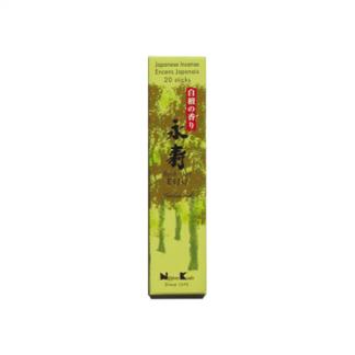 Incienso Byakudan Eiju (Quality Collection) - caja de 20 barritas