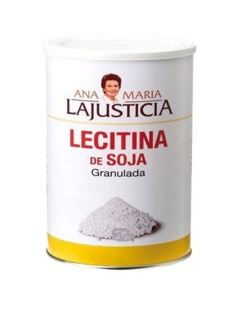 Lecitina de Soja Granulada Ana Mª. Lajusticia - 450 gramos