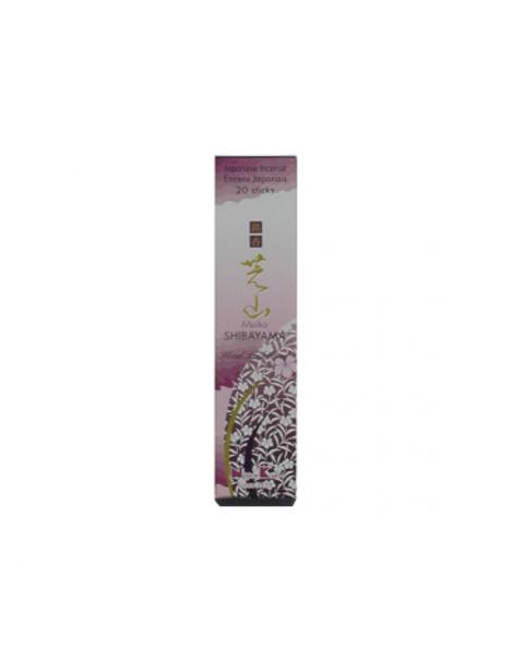 Incienso Meiko Shibayama (Quality Collection) - caja de 20 barritas