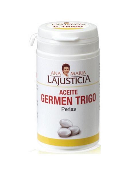 Aceite de Germen de Trigo Ana Mª. Lajusticia - 90 perlas