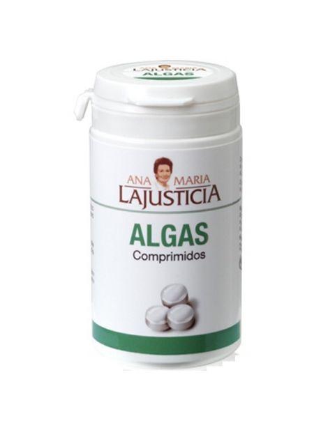 Algas Ana Mª. Lajusticia - 104 perlas