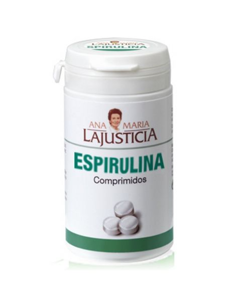 Espirulina Ana Mª. Lajusticia - 160 comprimidos