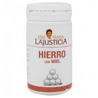 Complemento Alimenticio con Miel y Hierro Ana Mª. Lajusticia - 135 gramos
