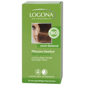 Colorante Vegetal Henna Neutra Logona - 100 gramos