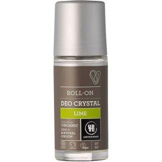Desodorante Roll-on Lima Urtekram - 50 ml.