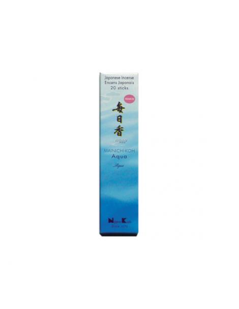 Incienso Aqua (Quality Collection) - caja de 20 barritas