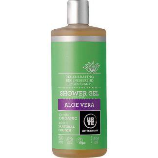 Gel de Ducha de Aloe Vera Urtekram - 500 ml.