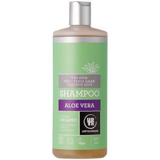 Champú de Aloe Vera Cabello Seco Urtekram - 500 ml.