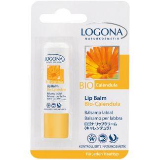 Bálsamo Labial Caléndula Bio Logona - 4.5 gramos