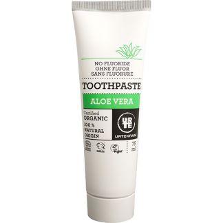 Dentífrico de Aloe Vera Urtekram - 75 ml.