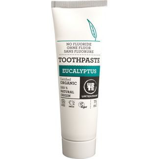 Dentífrico de Eucaliptus Urtekram - 75 ml.