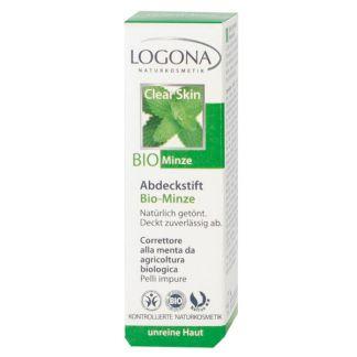 Stick Corrector Menta Bio Logona - 4.8 gramos