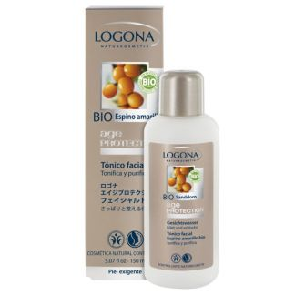 Tónico Facial Age Protection Logona - 150 ml.
