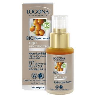 Hidro-Lipid Balance Age Protection Logona - 30 ml.
