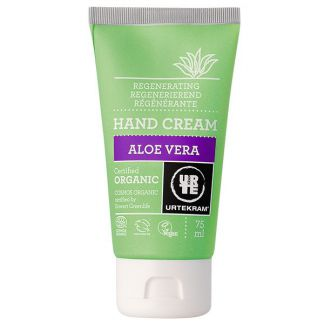 Crema de Manos de Aloe Vera Urtekram - 75 ml.