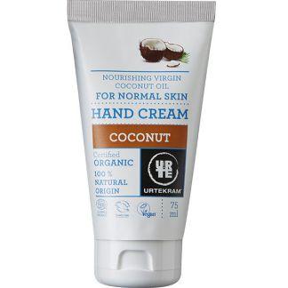 Crema de Manos de Coco Urtekram - 75 ml.