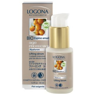 Lifting Serum Age Protection Logona - 30 ml.