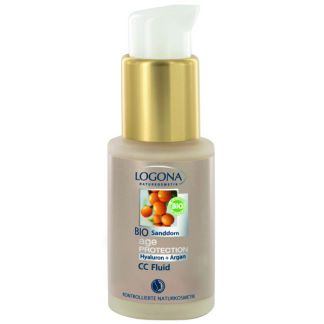CC Fluido 8 en 1 Age Protection Logona - 30 ml.