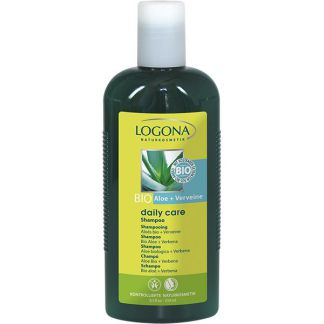 Champú Aloe Bio & Verbena Daily Care Logona - 250 ml.