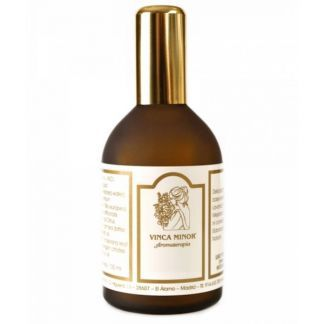 Agua de Colonia Ginger & Lemon Vinca Minor - spray de 100 ml.