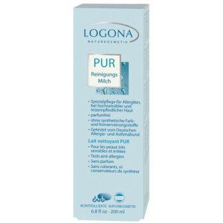 Leche Limpiadora Free Logona - 200 ml.
