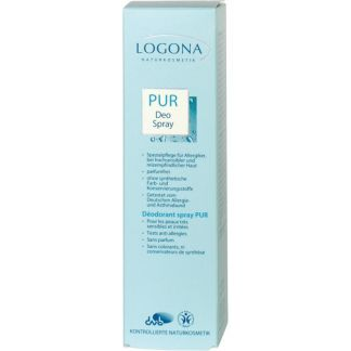 Desodorante Spray Free Logona - 100 ml.