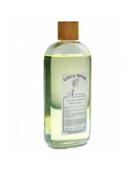Gel de Baño de la Reina de Egipto Vinca Minor - 500 ml.