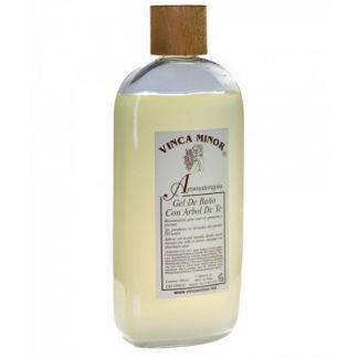 Gel de Baño con Árbol del Té Vinca Minor - 500 ml.