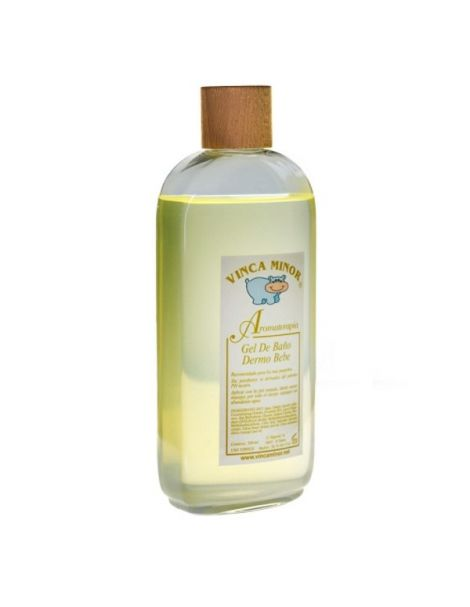 Gel de Baño Natural Dermo Vinca Minor - 500 ml.