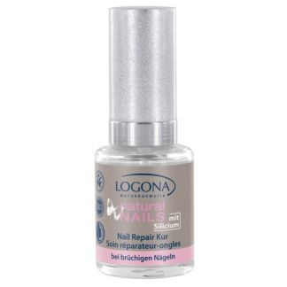 Tratamiento Reparador de Uñas Natural Nails Logona - 10 ml.