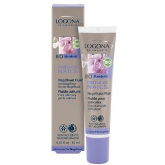 Fluido para Cutículas Natural Nails Logona - 15 ml.