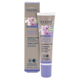 Fluido para Cutículas Natural Nails Logona - 15 ml.