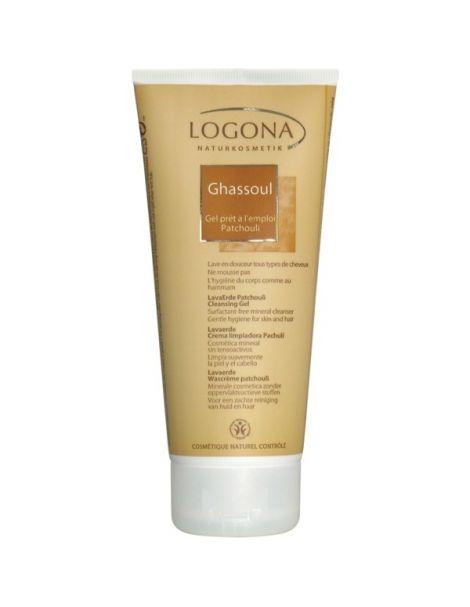 Lavaerde Gel Patchouli Preparado Logona - 200 ml.