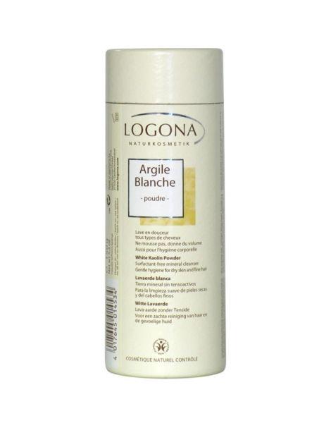 Lavaerde Blanca en Polvo Logona - 150 gramos