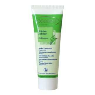Gel Dental Menta Logodent Logona - 75 ml.