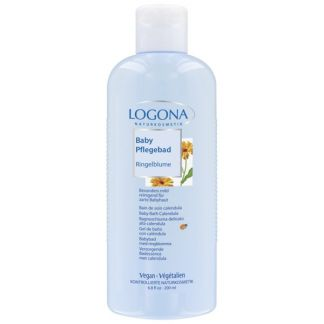 Gel de Baño Caléndula Bebé Logona - 200 ml.