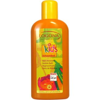 Gel de Baño Espumoso Kids Logona - 400 ml.