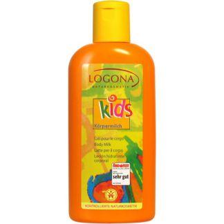 Loción Corporal Kids Logona - 200 ml.