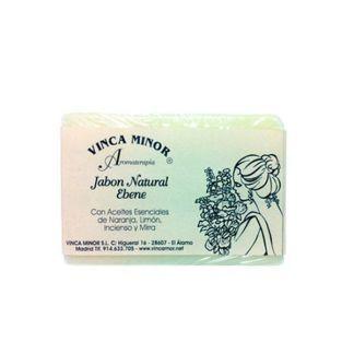 Jabón Ebene Vinca Minor - pastilla de 100 gramos